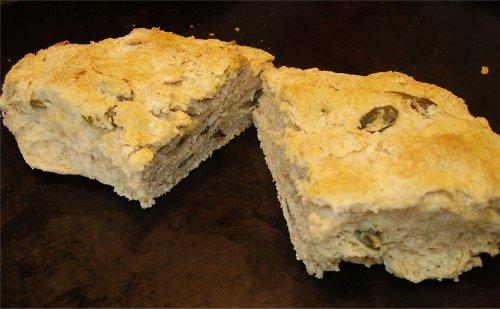 mörkt bröd recept bakpulver